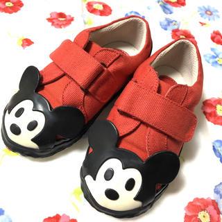 ダイアナ(DIANA)の【新品】DIANA ダイアナ  ディズニー  子供靴(スニーカー)