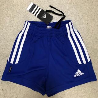 アディダス(adidas)の新品 半額! サッカー フットサル キッズ 120 ゲームパンツ 短パン(ウェア)