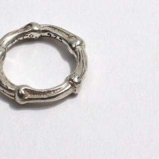 ティファニー(Tiffany & Co.)のティファニー  バンブーリング (リング(指輪))