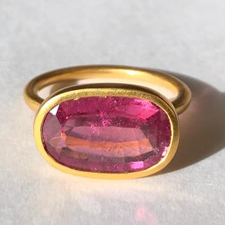 ピンクトルマリン k22 ゴールド リング 検索 マリーエレーヌ ジェムパレス(リング(指輪))