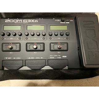ズーム(Zoom)のドミニク様専用 ZOOM G3Xn マルチエフェクター 美品(エフェクター)