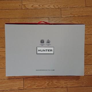 ハンター(HUNTER)のHUNTER ORIGINAL TOUR 空箱(ショップ袋)
