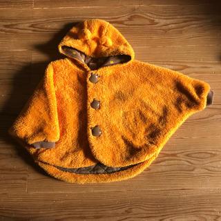 ディズニー(Disney)のコート  ポンチョ風  サイズ70〜90(ジャケット/コート)