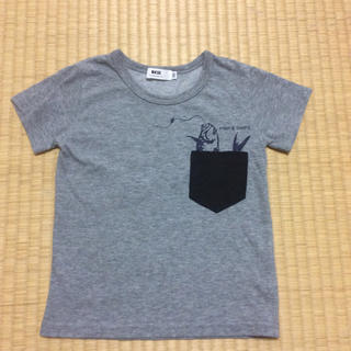 ワスク(WASK)のWASK Tシャツ 100cm(Tシャツ/カットソー)