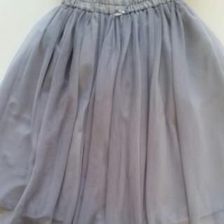 ジーユー(GU)のGUスカート 140㎝(スカート)