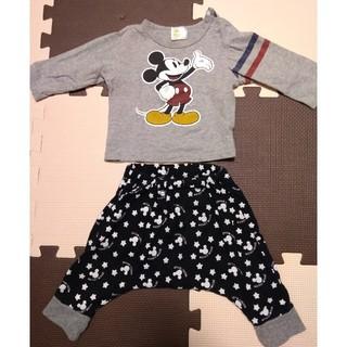 ディズニー(Disney)のベビー服 上下 60~70(その他)