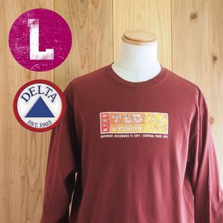 デルタ(DELTA)のLLT72/Lサイズ/NYRR Ted Corbitt 15K 長袖 Tシャツ(Tシャツ/カットソー(七分/長袖))