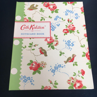 キャスキッドソン(Cath Kidston)のキャスキッドソン メッセージカードブック Cath  Kidston(その他)