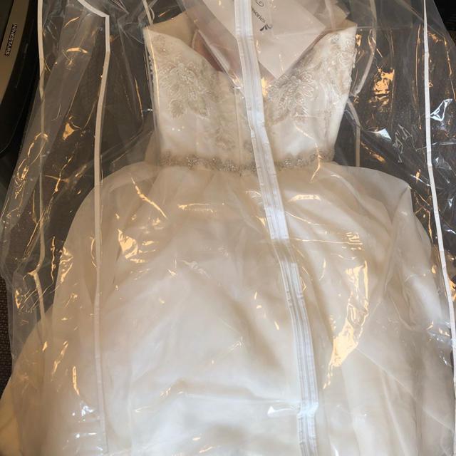 uki.10.7様 レディースのフォーマル/ドレス(ウェディングドレス)の商品写真
