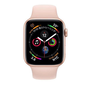 アップルウォッチ(Apple Watch)の専用Apple Watch Series 40mm ゴールドアルミニウム(腕時計(デジタル))