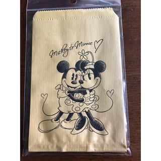 ディズニー(Disney)のミッキーペーパーバッグ(ラッピング/包装)