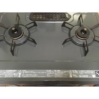 リンナイ(Rinnai)のガスコンロ(プロパンガス用)(調理機器)