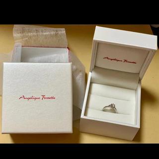 ヨンドシー(4℃)の婚約指輪 アンジェリックフォテッセ(リング(指輪))