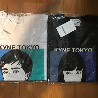 ソフ(SOPH)のkyne Tシャツ 2枚セット Lサイズ(Tシャツ/カットソー(半袖/袖なし))