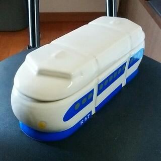 ジェイアール(JR)の0系新幹線お弁当箱(陶器)(弁当用品)