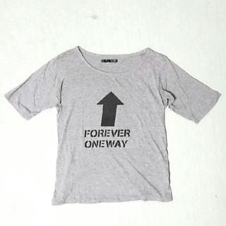 バルデセブンティセブン(Varde77)のバルテ77/デザインTシャツ 二枚セット(Tシャツ/カットソー(半袖/袖なし))