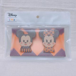 ディズニー(Disney)のディズニー KIDEA ハロウィン ミッキー ミニー セット ハローウィン(積み木/ブロック)