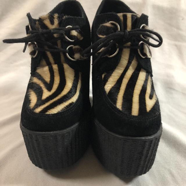 UNDERGROUND(アンダーグラウンド)の☆アンダーグラウンド✖︎ジョイリッチ☆コラボモデル レディースの靴/シューズ(ローファー/革靴)の商品写真