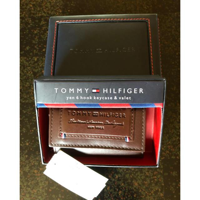 1e64f8367035 TOMMY HILFIGER(トミーヒルフィガー)のTOMMY HILFIGER 6連キーケース メンズのファッション