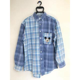 ディズニー(Disney)のミッキー シャツ  東京ディズニーランド ビンテージ(シャツ)
