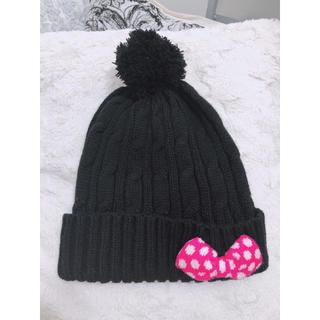 ディズニー(Disney)のニット帽✨ファンキャップ(ニット帽/ビーニー)