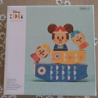 ディズニー(Disney)のディズニー キディア こいのぼり(積み木/ブロック)