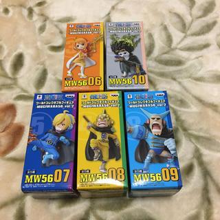 ワンピース ワーコレ  MUGIWARA56 vol.2(アニメ/ゲーム)