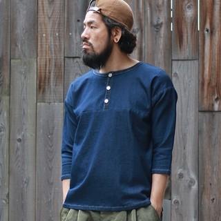 ネイタルデザイン(NATAL DESIGN)のネイタルデザイン  DENIM SWEAT HENRY(Tシャツ/カットソー(七分/長袖))