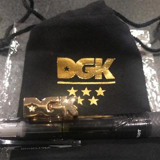 ディージーケー(DGK)の!早い者勝ち!DGK ゴールド リング!(リング(指輪))