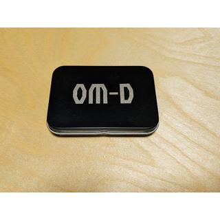 オリンパス(OLYMPUS)の【SDカードケース】オリンパス OM-D (その他)