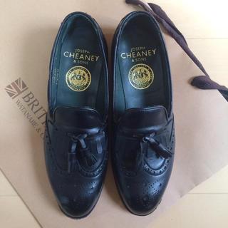 チーニー(CHEANEY)のジョセフチーニー  タッセルローファー レディース (ローファー/革靴)
