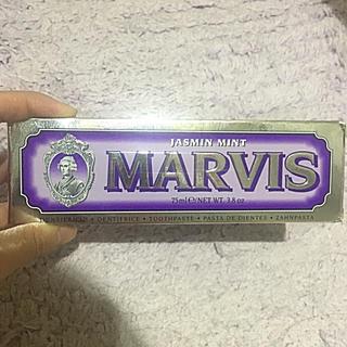 マービス(MARVIS)のMARVIS マービス 歯磨き粉 ジャスミンミント 大サイズ (歯磨き粉)