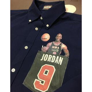 ナイキ(NIKE)の【着回しバツグン】JORDAN モデルシャツ(シャツ)