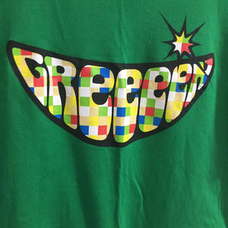グリーン(green)のGReeeeN服(ミュージシャン)