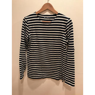 プチバトー(PETIT BATEAU)のプチバトー メンズ Sサイズ(Tシャツ/カットソー(七分/長袖))