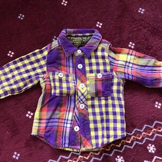 エフオーファクトリー(F.O.Factory)のチェックシャツ(シャツ/カットソー)