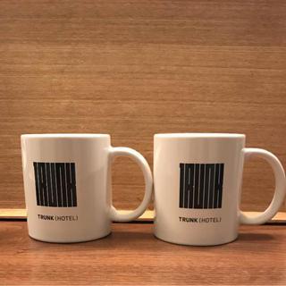 トランク(TRUNK)のTRUNK  HOTEL  マグカップ(グラス/カップ)