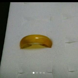 瑪瑙 指輪 13.5号 ②下4 天然石 メノウ リング(リング(指輪))