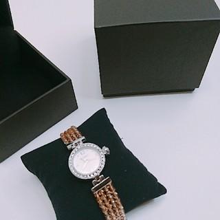 フォクシー(FOXEY)の値下げFOXY☆オリジナルリストウォッチ(腕時計)
