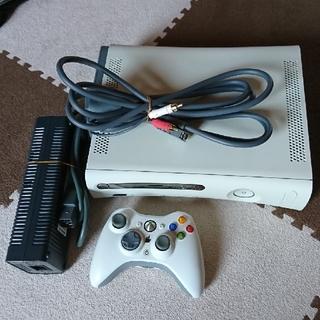 エックスボックス360(Xbox360)の中古 Xbox360 ジャンク 60GB(家庭用ゲーム本体)