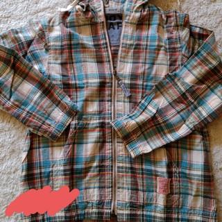 パプ(papp)の子供用パーカー size120(ジャケット/上着)