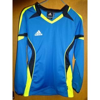 アディダス(adidas)のアディダス サッカー長袖シャツ、半袖シャツ2点set adidas トレーニング(ウェア)