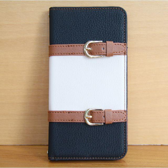 ♡iPhone7 plus♡ツートンカラーがかわいい 手帳型iPhoneケースの通販 by strawberry's shop|ラクマ
