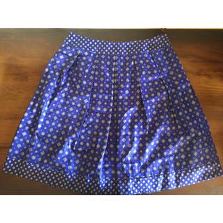 アマカ(AMACA)のアマカ  大きいサイズ  スカート(ひざ丈スカート)