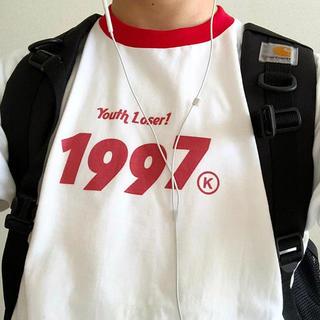 ビームス(BEAMS)のyouth loser リンガーtシャツ(Tシャツ/カットソー(半袖/袖なし))