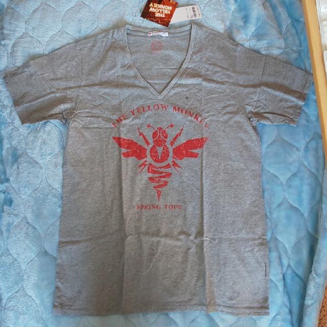 UNIQLO(ユニクロ)の新品未使用 ユニクロ THE YELLOW MONKEY コラボTシャツ XL エンタメ/ホビーのタレントグッズ(ミュージシャン)の商品写真