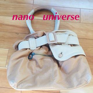 ナノユニバース(nano・universe)のナノユニバース バッグ(ハンドバッグ)