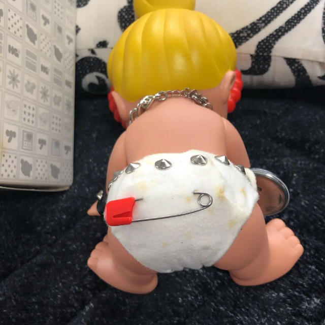 HYSTERIC MINI(ヒステリックミニ)のヒステリックミニ♡大阪限定ドール キッズ/ベビー/マタニティのおもちゃ(ぬいぐるみ/人形)の商品写真