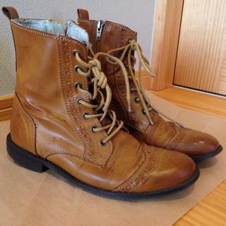 サマンサモスモス(SM2)のムーミン0304様専用 ショートブーツ(ブーツ)