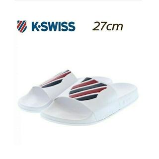 ケースイス(K-SWISS)のK-SWISS シャワーサンダル ベナッシサンダル スポサン プールサンダル(サンダル)